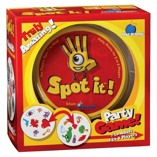 Game Night: Spot It