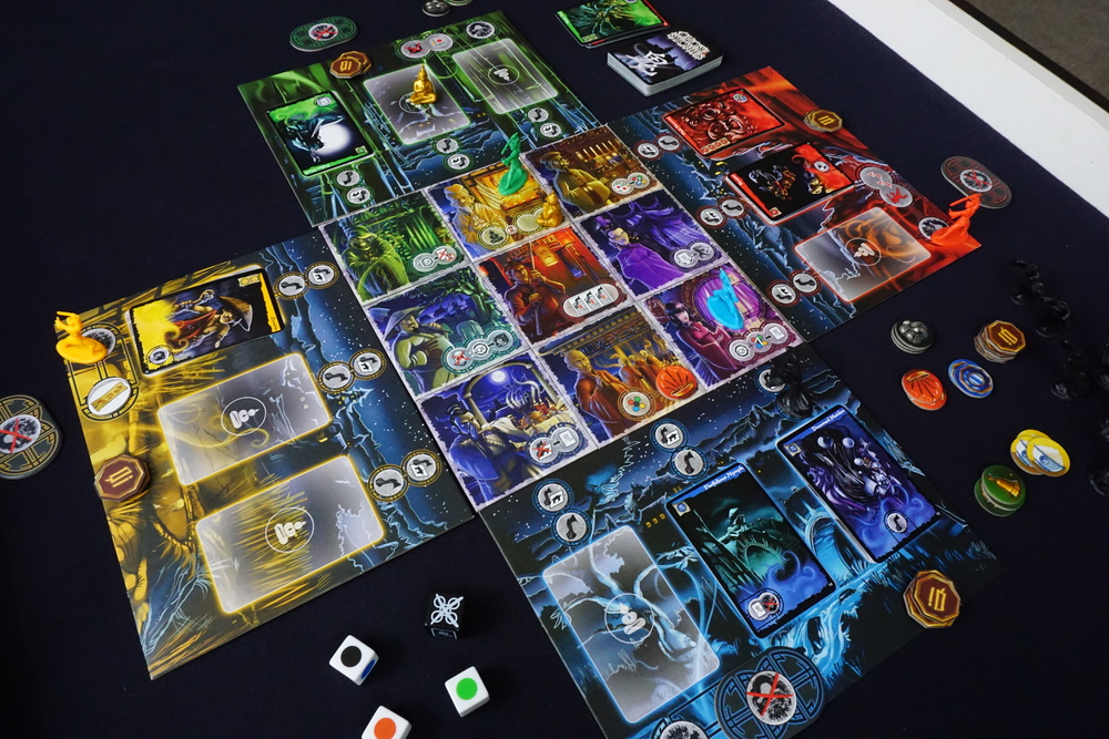 Game Night: Ghost Stories