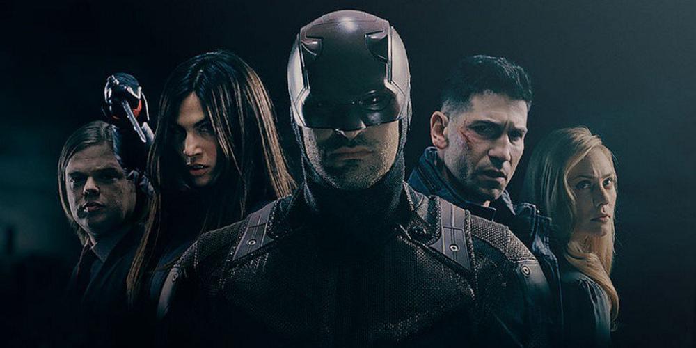 Small Screen Series: Daredevil, Season 2