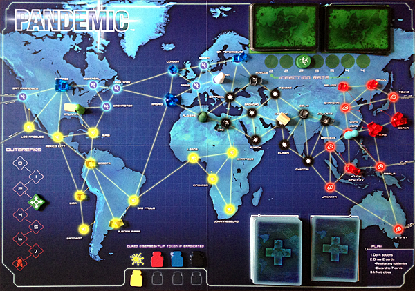 Game Night: Pandemic