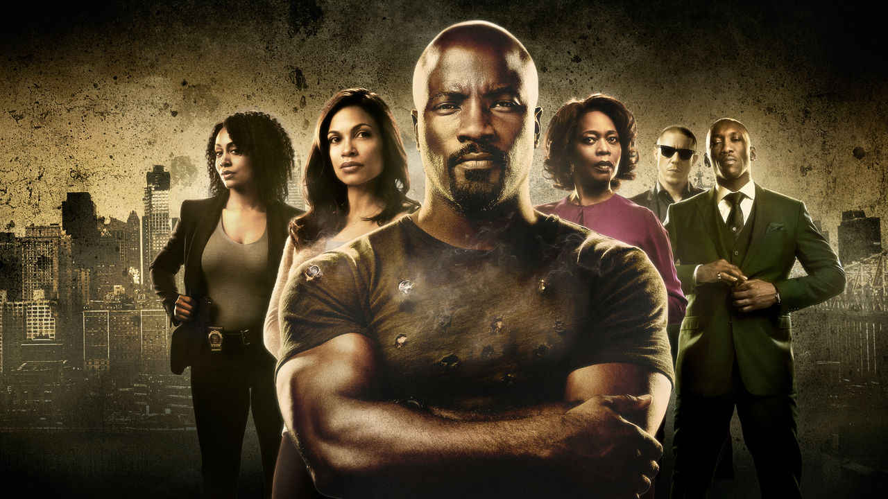 Small Screen Series: Luke Cage