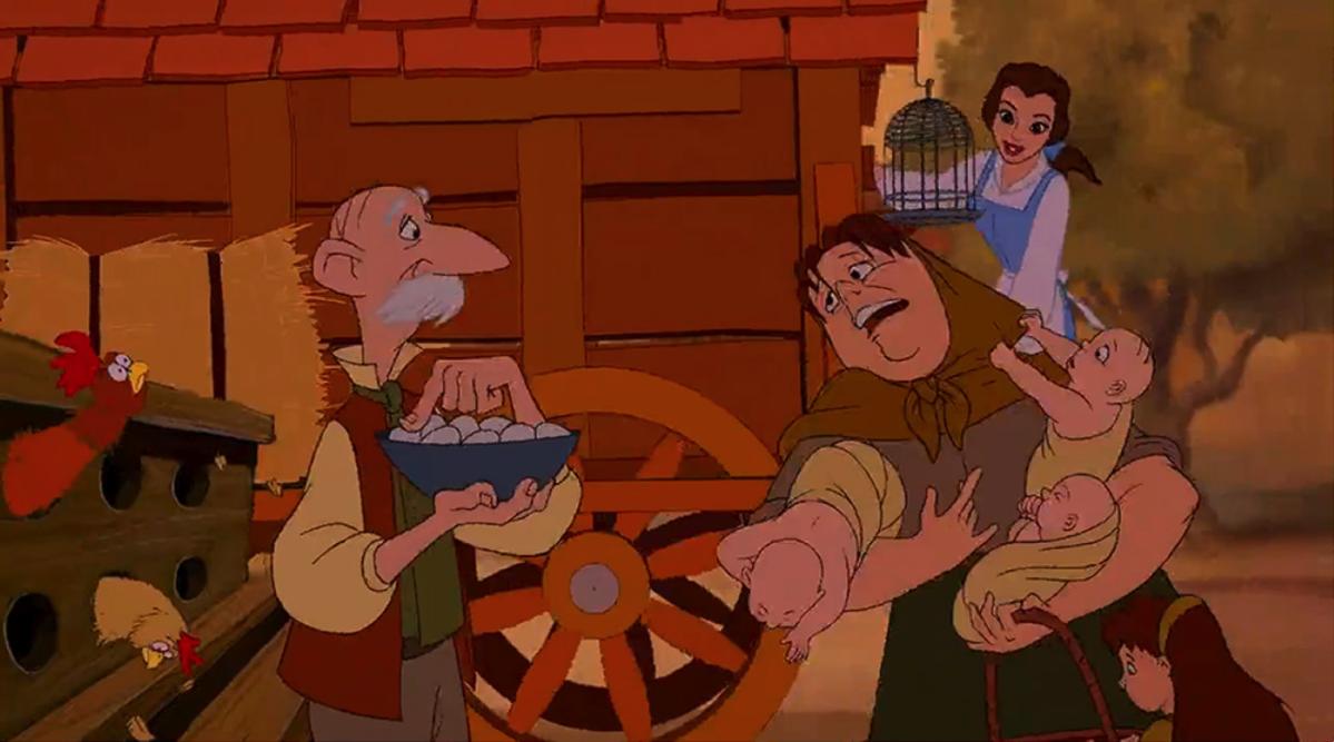Disney's Eggpocalypse