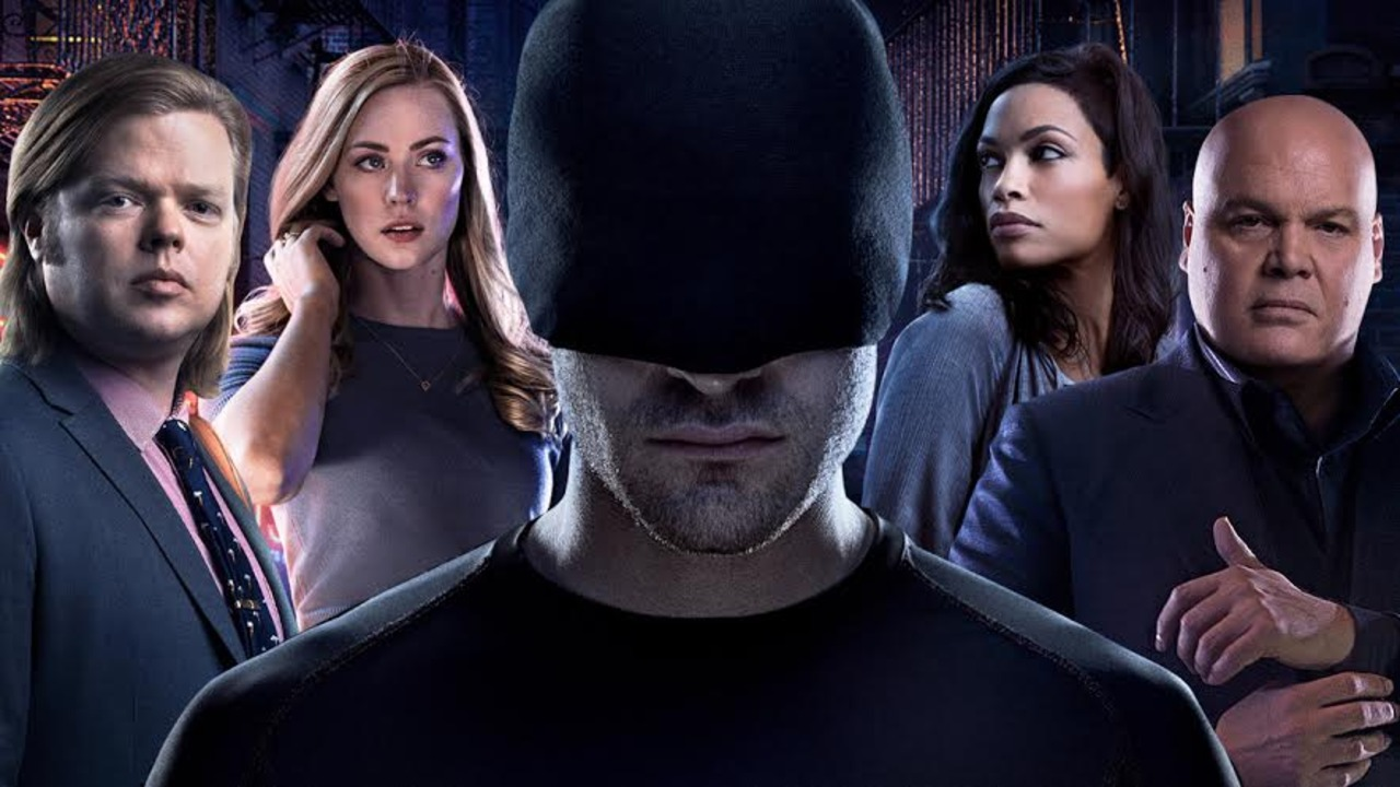 Small Screen Series: Daredevil