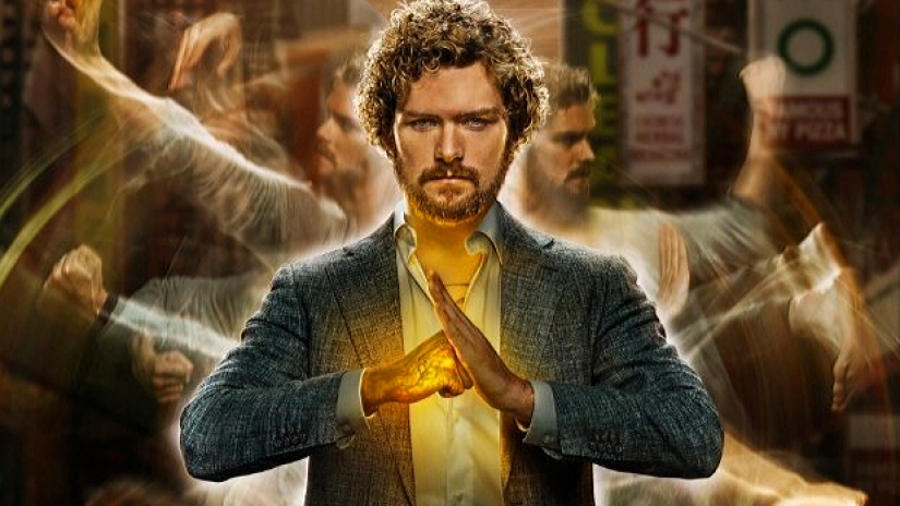 Small Screen Series: Iron Fist