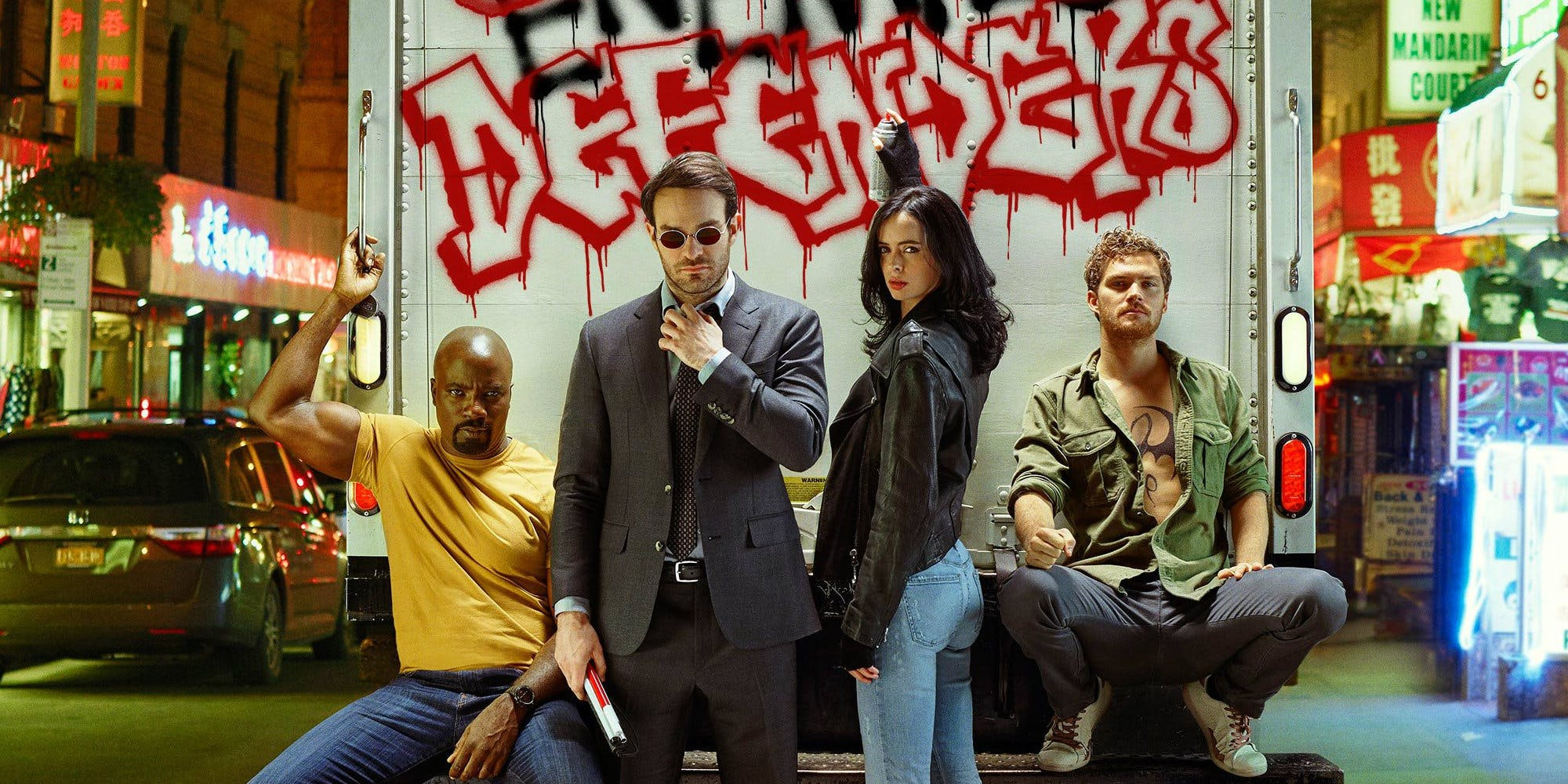 Small Screen Series: The Defenders
