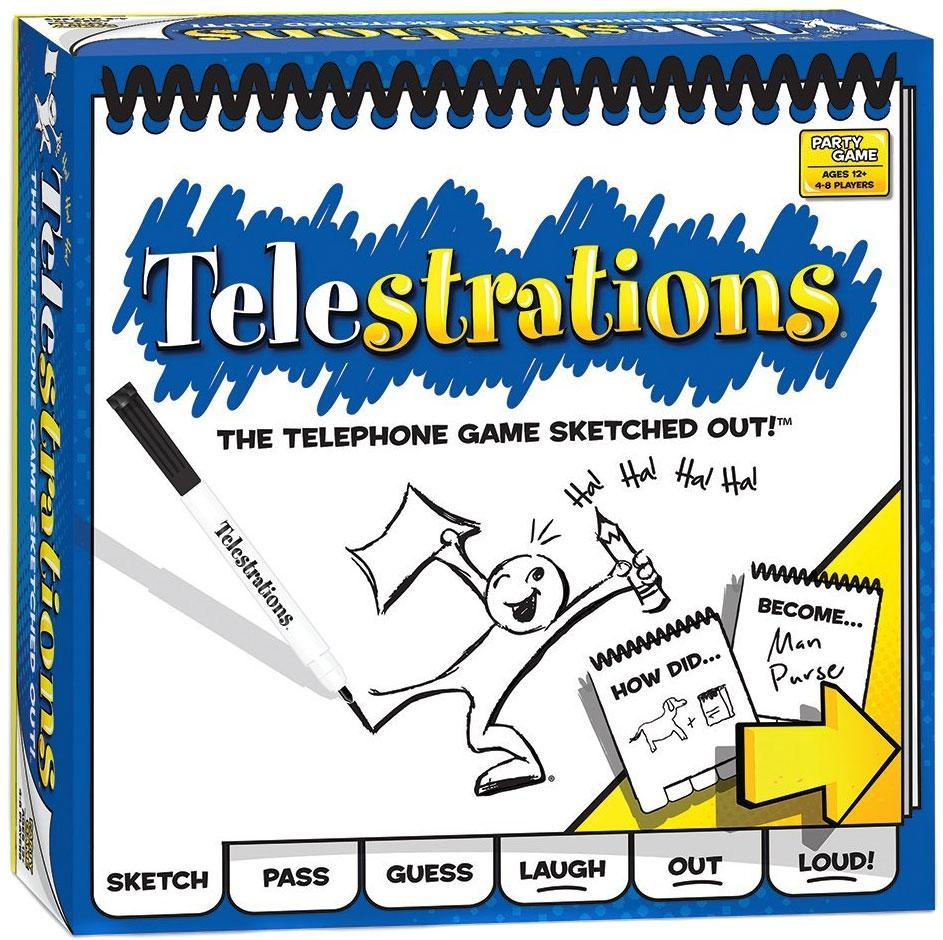 Game Night: Telestrations