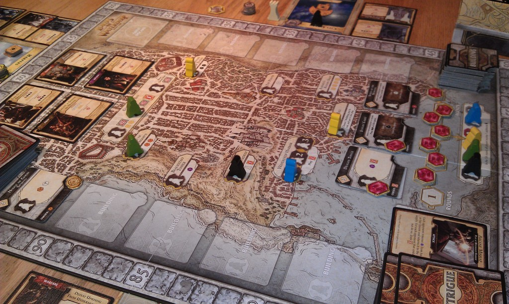 Game Night: Lords of Waterdeep